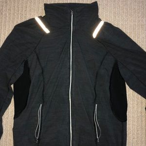 Lightweight lululemon zip up jacket